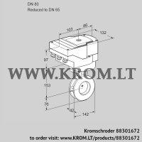 Butterfly valve IBAF80/65Z05/40A2AR10 (88301672)
