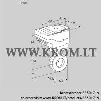 Butterfly valve IBAF80Z05/20-30W3E (88301719)
