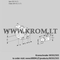 Linear flow control VFC350/40R05-321-PP (88302503)