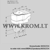 Linear flow control IFC340/40R05-40PPPP/20-60W3T (88302534)