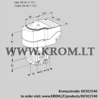 Linear flow control IFC340/40R05-32PPPP/20-60W3E (88302540)
