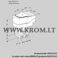 Linear flow control IFC3T50/50N05-25PPPP/20-60Q3T (88302565)