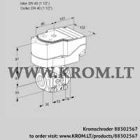 Linear flow control IFC3T40/40N05-32PPPP/20-60Q3T (88302567)