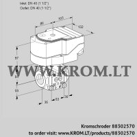 Linear flow control IFC3T40/40N05-40PPPP/20-60Q3T (88302570)