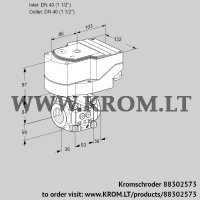 Linear flow control IFC3T40/40N05-25PPPP/20-60Q3E (88302573)