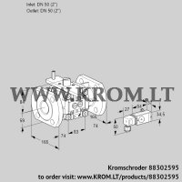 Linear flow control VFC350/50F05-403-4- (88302595)