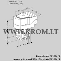 Linear flow control IFC3T40/40N05-32PPPP/40A2A (88302629)