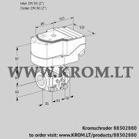 Linear flow control IFC350/50R05-32MMPP/40A2DR10 (88302880)