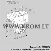 Linear flow control IFC365/65R05-40MMMM/40A2AR10-I (88302942)