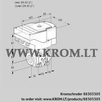 Linear flow control IFC3T50/50N05-40MMPP/20-15Q3E-I (88303305)