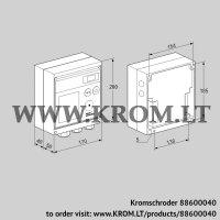 Burner control unit BCU370WFEU0D1 (88600040)