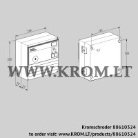 Burner control unit BCU460T-10/2LW3- (88610324)