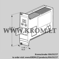 Burner control unit PFU760N (88650257)